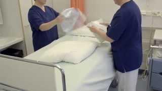 Potilassängyn petaus - perinteinen