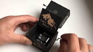 Музыкальная шкатулка Harry Potter  от EnjoyTheWood