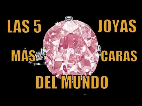 7765e4bf8c36 LAS 5 JOYAS MÁS CARAS DEL MUNDO - YouTube