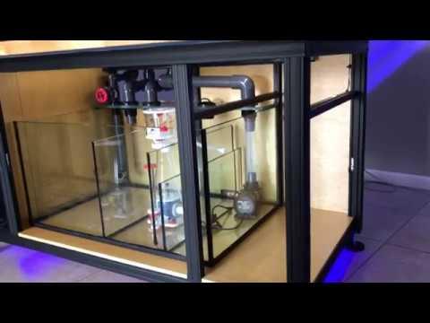 How to do wood Veiner - Aquarium Fish Tank Stand/Panels Build