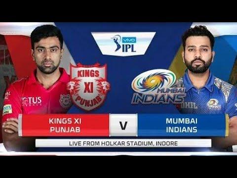 Download ipl  MI VS KXIP MATCH HIGHLIGHTS ipl Full highlights  best ipl match   IPL Highlights Match