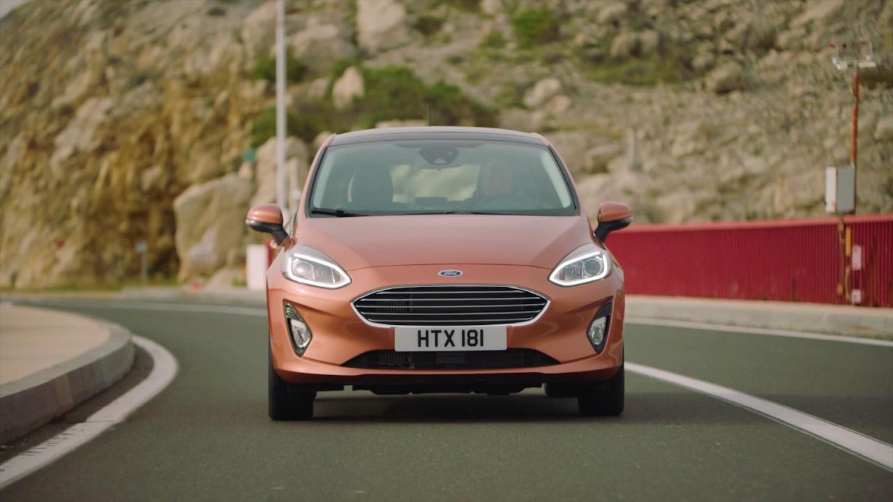 2017 Ford Fiesta Titanium Video Debut