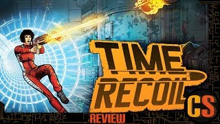 TIME RECOIL - PS4 REVIEW