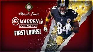 Madden Overdrive Ultimate Freeze is Here!! First Looks & Breakdown!!