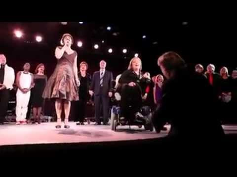 What I did for love with Priscilla Lopez  @ Six Degrees of Marvin Hamlisch