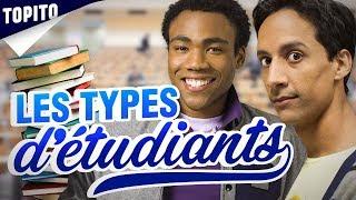 Top 10 des différents types d'étudiants que tu croises en amphi