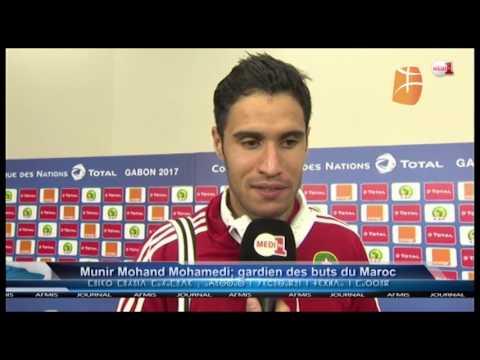 Munir Mohand Mohamedi préfère s'exprimer en tarifit