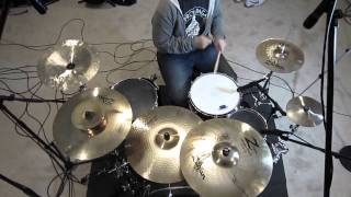 Paramore - Misery Business (Drum Cover) by Sam Hayden