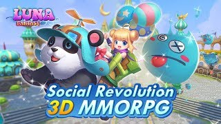 Luna Fantasy Android Gameplay