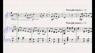 Ancient Dances (Oboe Sonata No. 3) - IV Sarabande