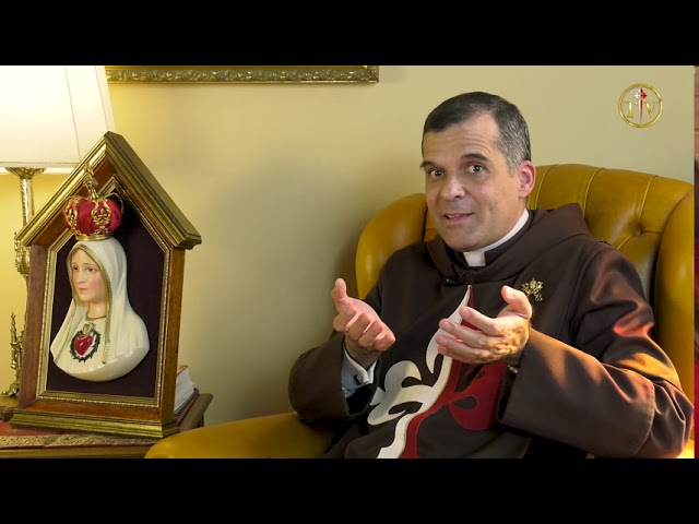 No one can give what he does not have - Fr. Alex Brito, EP - Heralds of the Gospel