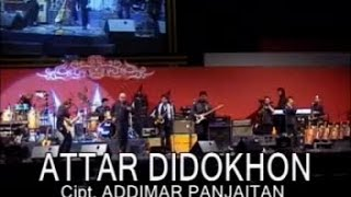 Amigos & Jack Marpaung - Attar Didokhon (Live Performance Video)