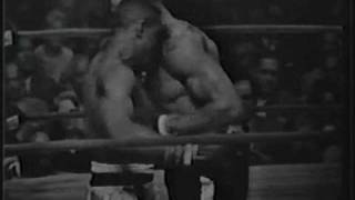 Sonny Liston vs Cleveland Williams I