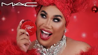 MY MAC HOLIDAY COLLECTION REVEAL SLAY RIDE | PatrickStarrr