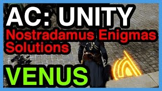 Venus Nostradamus Enigma Solution - Assassin