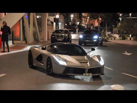 Supercars in Monaco 2020 [ 7 ] (LaFerrari, SVJ, DeTomaso Pantera, Pista, Performante, 720S, GT3RS,..