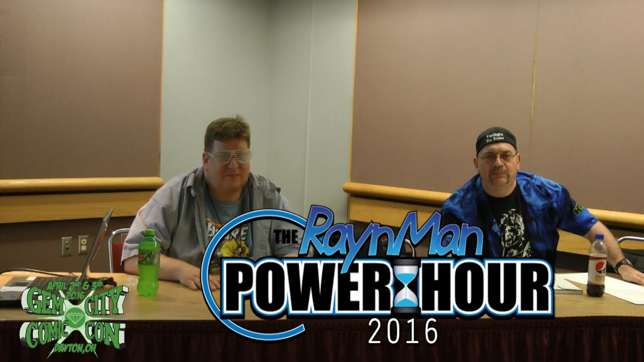 Raynman Power Hour Live 2016