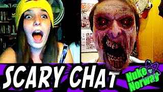 Scare Prank on Omegle : Throw It Out The Window!
