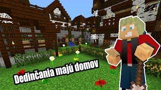 Dokončenie dediny + hlasovanie | Minecraft | Let's play #61 | JawoCraft | SK/CZ