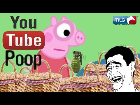 YTP Clean  Peppa Pigs Radioactive Picnic  YouTube