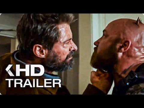 LOGAN Red Band Trailer (2017)