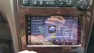 Обзор установленной в авто 2DIN (178x100) магнитолы