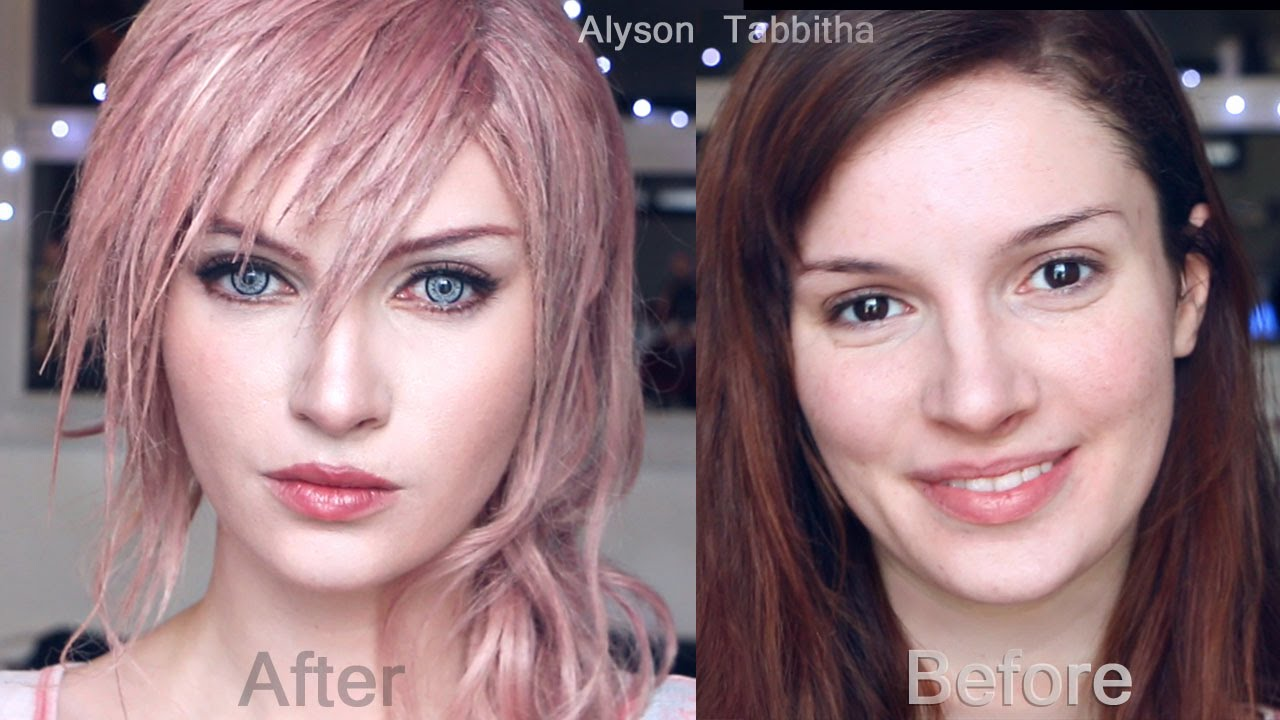 Cosplay Transformations by Alyson Tabbitha