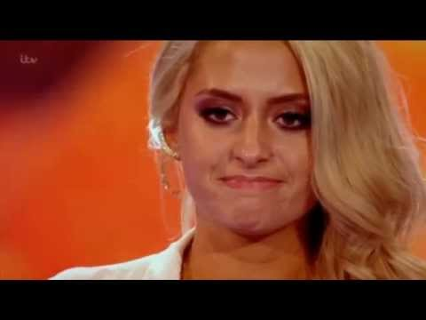 Chloe Paige - Amazing Grace'' -The 6 Chair Challenge - The X Factor Uk 2015
