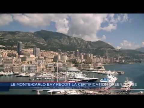 Un Green Globe pour le Monte-Carlo Bay