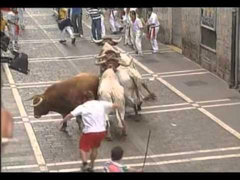 Enciero De San Fermín - 8 De Julio De 2001