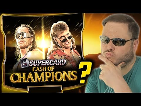 CASH OF CHAMPIONS?! Guide To The *NEW* Event Mode!   WWE SuperCard