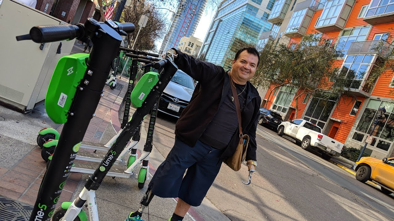 Disability Lawsuit Targets San Diego Over Dockless Scooters | KPBS
