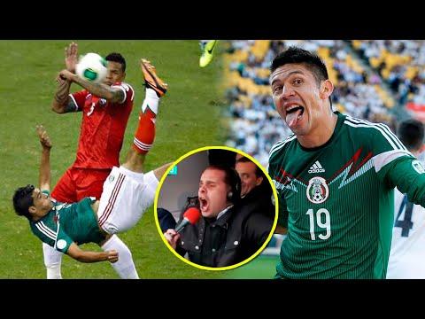 ¡El DÍA que ORIBE Peralta METIÓ a México al MUNDIAL! 🔴