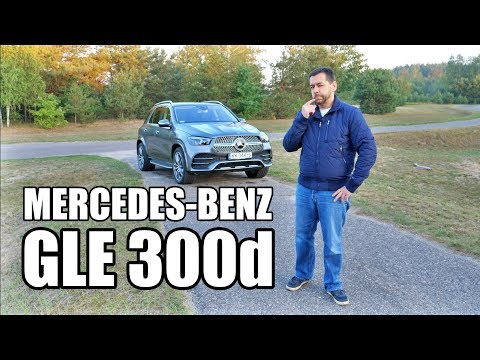 Mercedes-Benz GLE 300d 2020 (ENG) - Test Drive and Review
