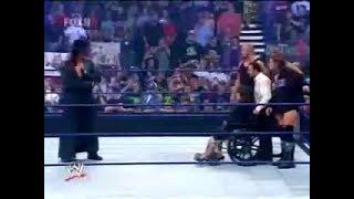 Undertaker returns to Smackdown!! (22/08/2008)