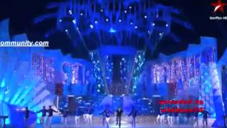 Salman Khan´s Big Star Entertainment Awards 2011 Performance (HQ) - 31st Dec 2011