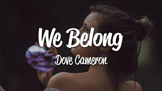 ... follow our spotify playlist: https://loku.lnk.to/spotifystream/download: https://dovecameron.lnk.to/webelongdove cameronhttp...