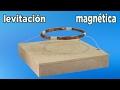 Cómo Hacer Levitar Una bobina (muy fácil de hacer)