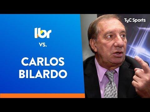 Líbero VS Carlos Bilardo