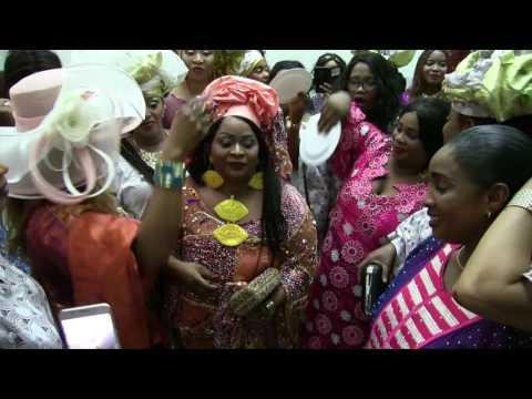 baptême marie claire  kaba 2