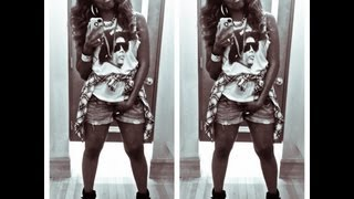 """OOTD   """"EAZY DOES IT SWAG!""""   #FashionForwardFriday #Fashion #Style #OOTN"""