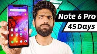 Living with Redmi Note 6 Pro - REVIEW after 45 Days!