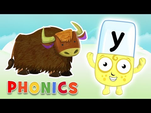 Phonics - Learn to Read | The Letter 'Y'