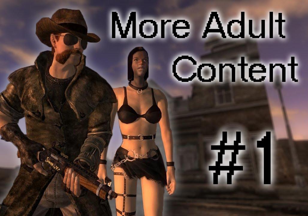 Fallout 4 adults mods