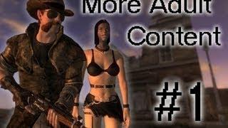 Fallout new vegas sex mod