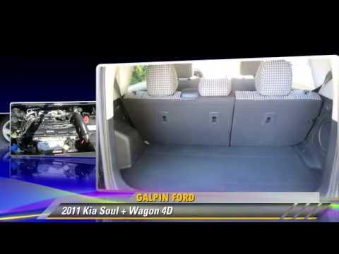 2011 Kia Soul Wagon Galpin Ford North Hills Youtube