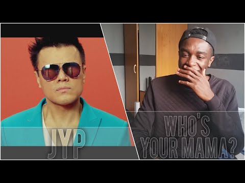 (J.Y. Park (JYP)) [박진영] - Who's your mama? [어머님이 누구니] (feat. Jessi of Lucky J) MV Reaction