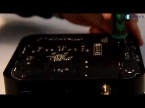 Minix X8-H Plus Amlogic S812-H Android TV Box Tear-down Video