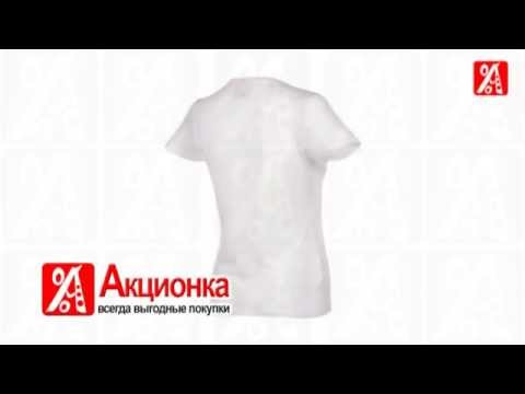 Белые женские футболки 360