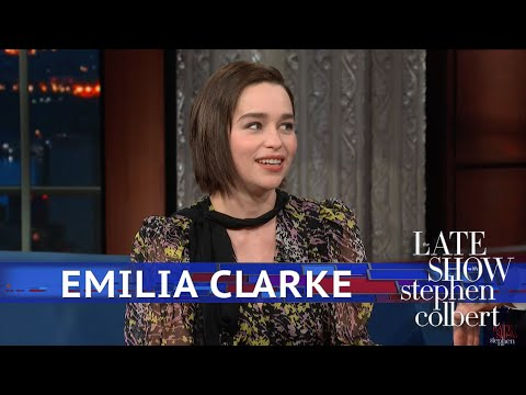 Emilia Clarke Told One Person How 'Game Of Thrones' Ends